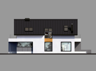 Gotowy projekt domu HomeKoncept 2