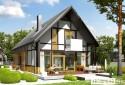 Gotowy projekt domu EX 15