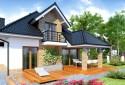 Projekt domu MEANDER 2