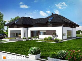 Projekt domu Rezydencja w nerterach 2 ver. 2
