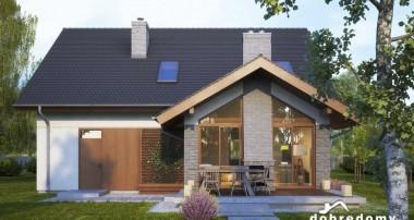 Gotowy projekt domu Telimena
