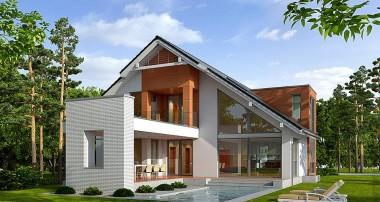 Gotowy projekt domu LK&1082
