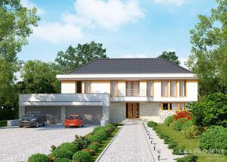 Gotowy projekt domu LK&1086