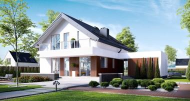 Gotowy projekt domu HomeKoncept 3