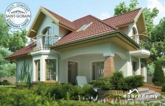 Gotowy projekt domu Artur II Multi – Comfort