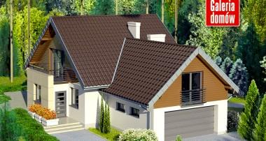Projekt domu – Dom przy Cyprysowej 19