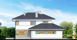 Projekt domu Willa Oliwia