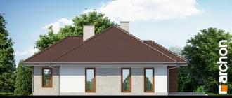 Projekt domu – Dom w cyprysikach (G2) ver. 2