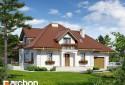 Gotowy projekt domu - Dom w nektarynkach 2 (P) ver.2
