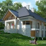 Gotowy projekt domu LK&1042