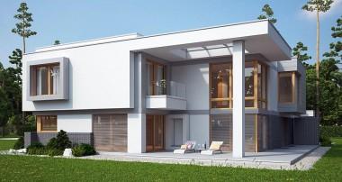 Gotowy projekt domu LK&1142