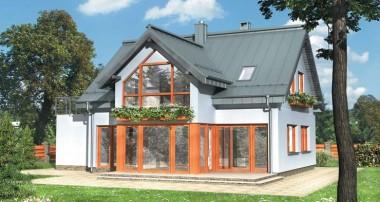 Gotowy projekt domu Azuryt