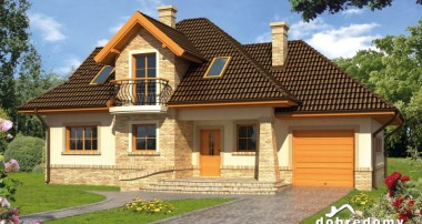 Gotowy projekt domu Iliada