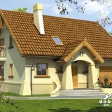 Gotowy projekt domu Atos