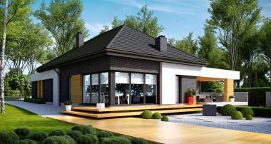 Gotowy projekt domu HomeKoncept 27