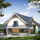 Gotowy projekt domu Jaspis (CE)