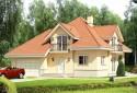 Gotowy projekt domu Opałek 2G