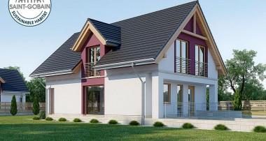 Gotowy projekt domu LK&1128