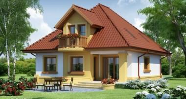 Gotowy projekt domu Apis 3