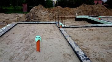 realizacja projektu LK&903 kanalizacja