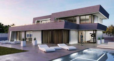 projekty domów pasywnych