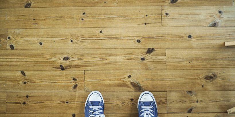 Drewno na podłodze
