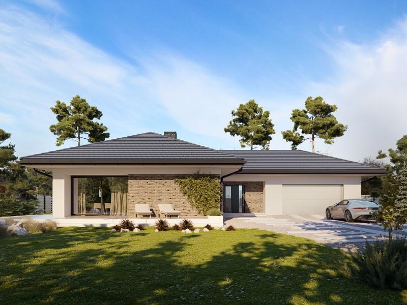 Projekt domu Alan 3